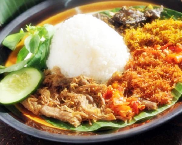 Kuliner Indonesia Resep Masakan Nasi Krawu Gresik Blog