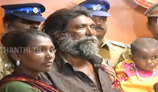 Missing child Rescued after 5 Months near Virudhunagar | Thanthi Tv