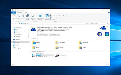 Pengaturan Tersembunyi Windows 10 Yang Dapat kamu Unlock