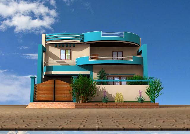 Cara Mudah Mengubah Tampilan Depan Rumah