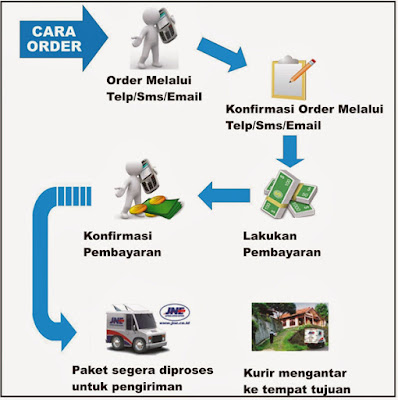 Cara Pengiriman Obat Rematik dan Asam Urat