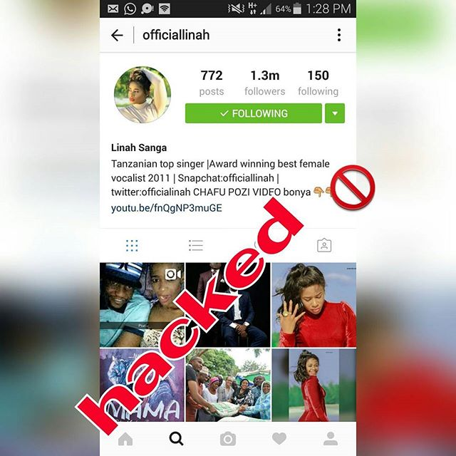 Image result for Millions of Instagram accounts Hacked!
