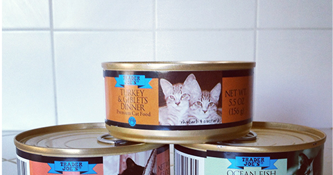 Ilovethesuk Trader Joe S Canned Cat Food Review