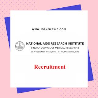 ICMR-NARI Walk-IN 2019 for Research Assistant posts (4 Vacancies)