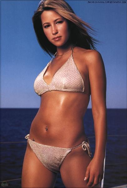 rachel stevens bikini