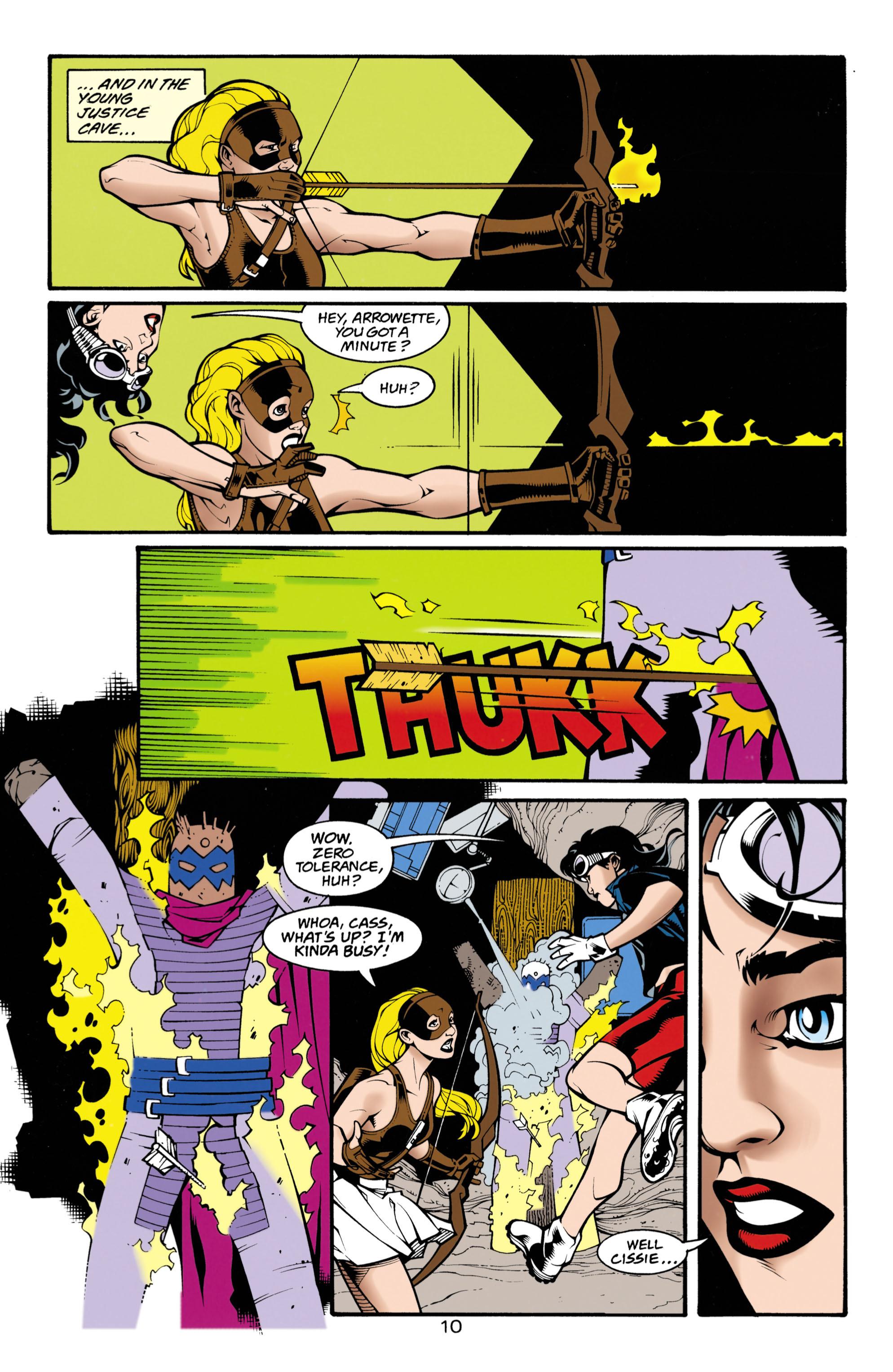 Read online Wonder Woman (1987) comic -  Issue #153 - 11