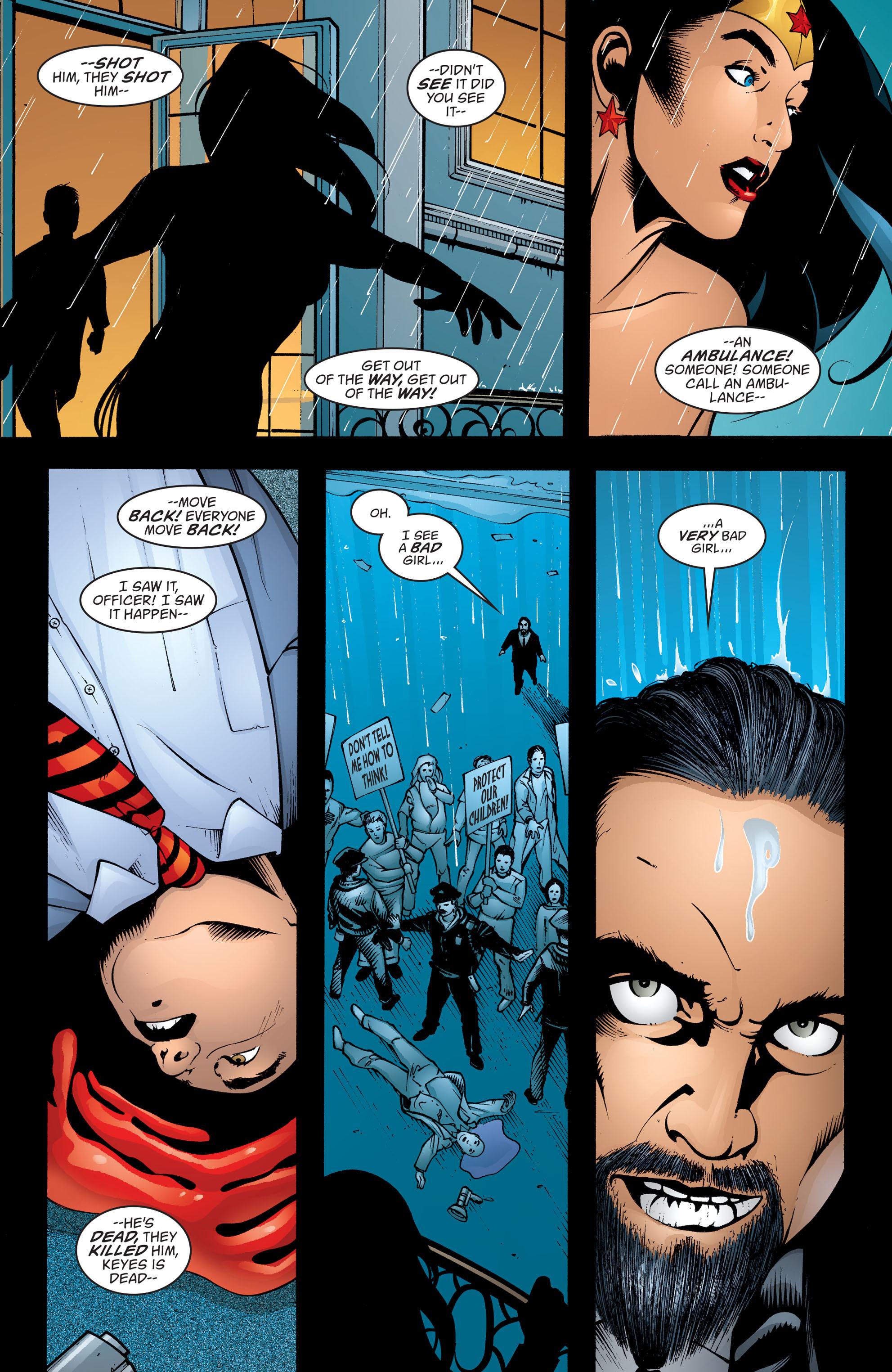 Read online Wonder Woman (1987) comic -  Issue #199 - 21