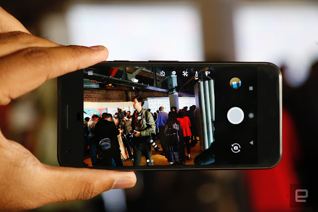 GET GOOGLE PIXEL'S NEW FEATURE PACKED CAMERA APP ON OTHER ANDROID DEVICE