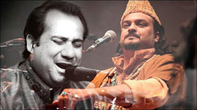 Amjad Sabri And Rahat Fateh Ali Song Will On Air August 14