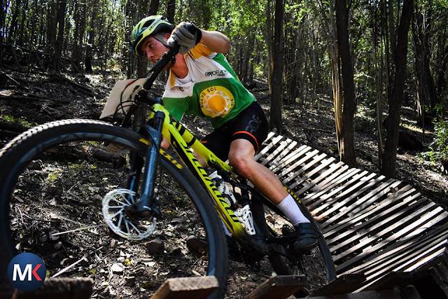 Buen resultados de ciclistas en Rio Ceballos