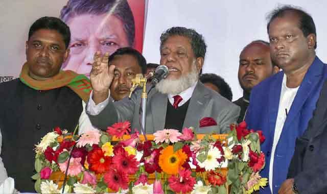 প্রধানমন্ত্রী বাংলাদেশকে শান্তির দেশে পরিণত করেছেন-ডেপুটি স্পিকার