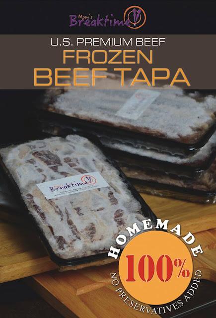 US Premium Frozen Beef Tapa