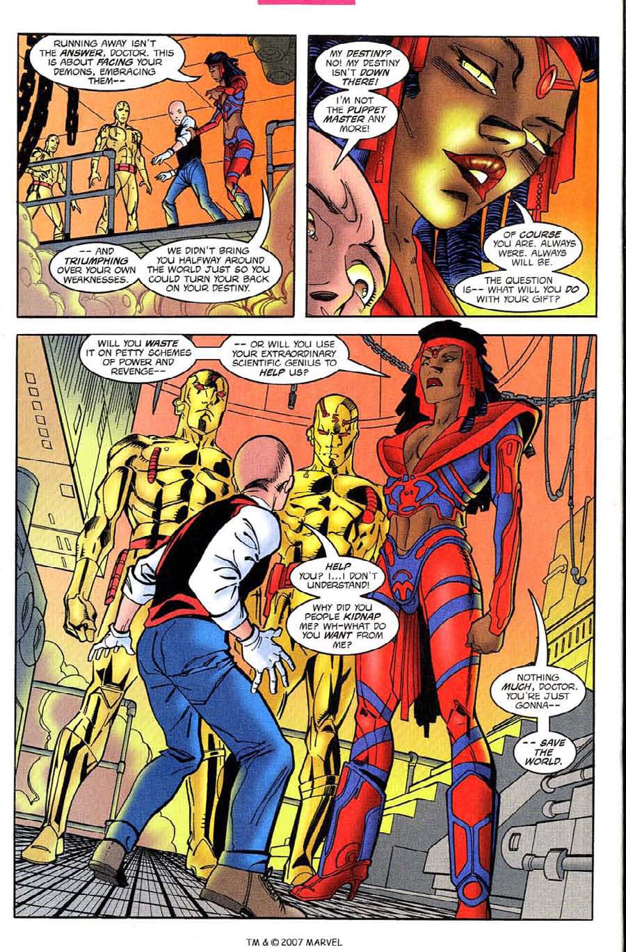 Read online Silver Surfer (1987) comic -  Issue #131 - 26