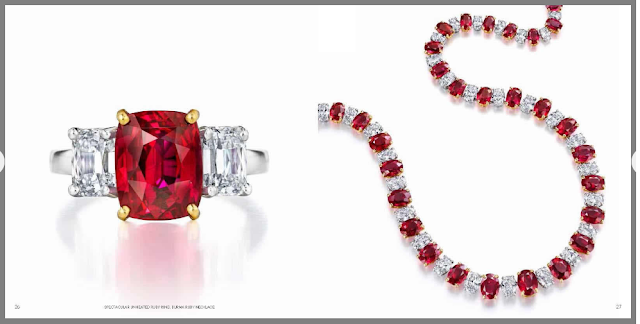 Some Red Red Rubies For The Holiday