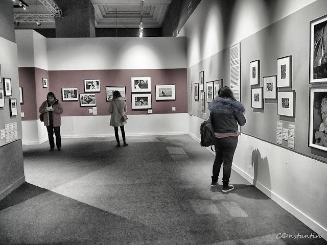 """Aspecte din sãlile expozitiei """"100 de ani Leica"""""""