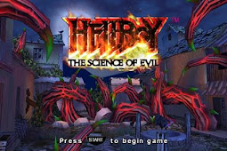 Hellboy The Science Of Evil PSP +Save Game 100% Complete