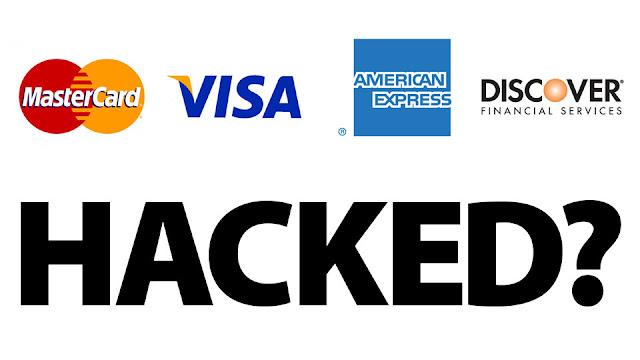 Visa credit hacked