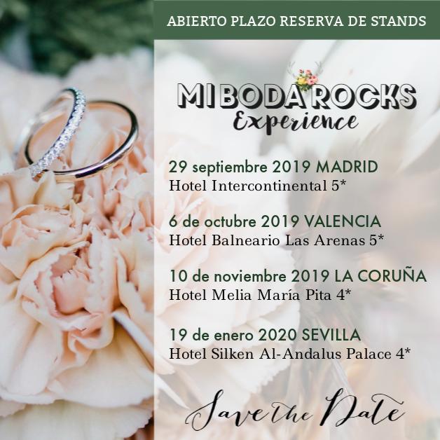Mi Boda Rocks Experience mejor showroom nupcial de España