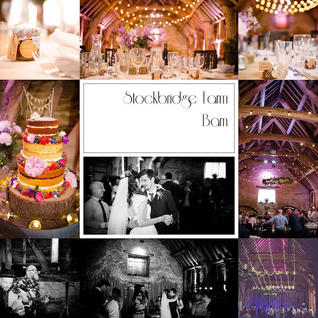 Stockbridge Barn Wedding