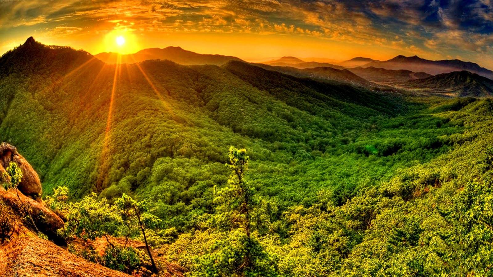 Beautiful Valley Wallpapers - Beautiful Desktop HD Wallpapers Download