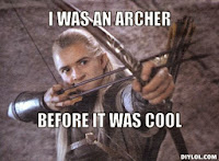 Archery: Fast shooting