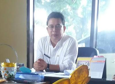 Kepala Dinas Dikpora Minsel, DR. Fietber Raco, MSi.