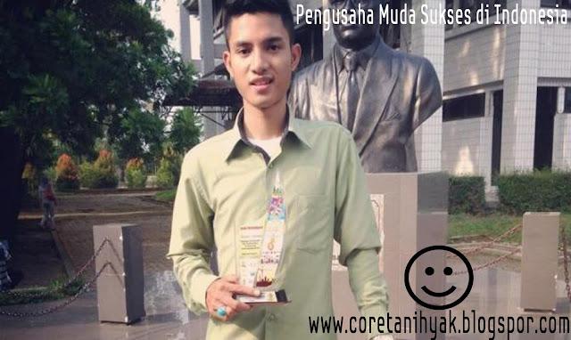 Pengusaha Muda Sukses di Indonesia (Hamzah Izzulhaq)