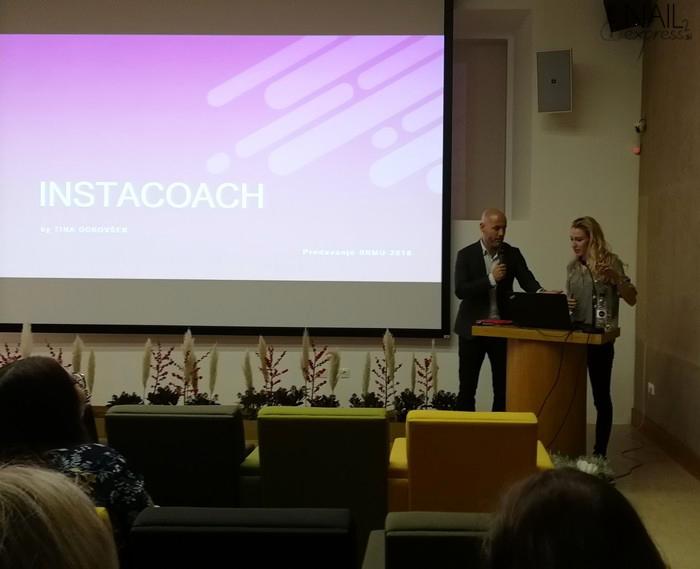 predavanje Instacoach_4. Konferenca lepotnih blogerk / Beautiful Bloggers MeetUp