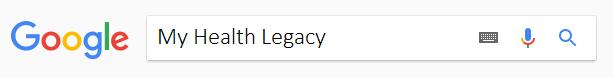 My Health Legacy