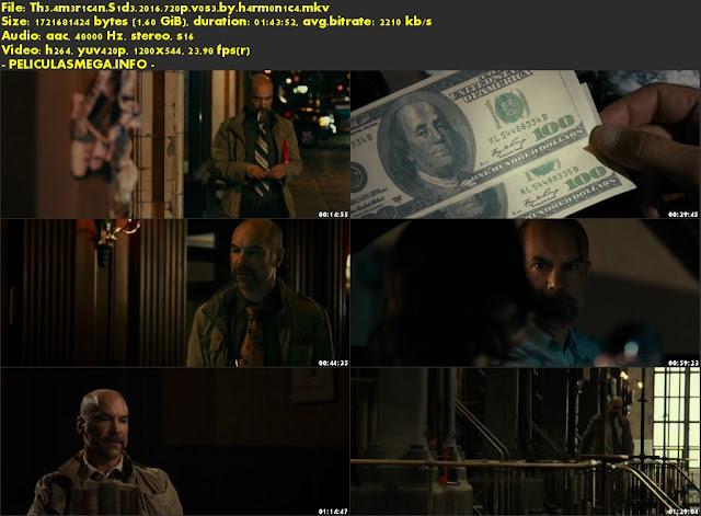 Descargar The American Side Subtitulado por MEGA.