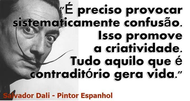 Salvador Dali - frase