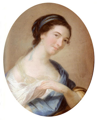 Portrait of a Lady, Catherine Read