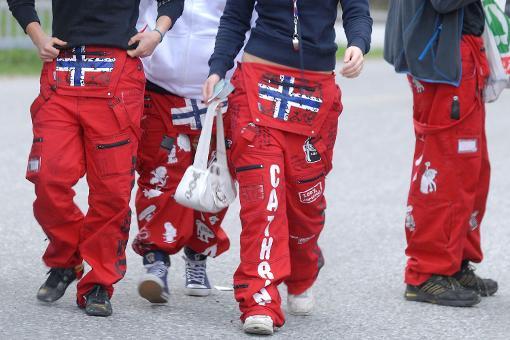 Vad Är Russ I Norge
