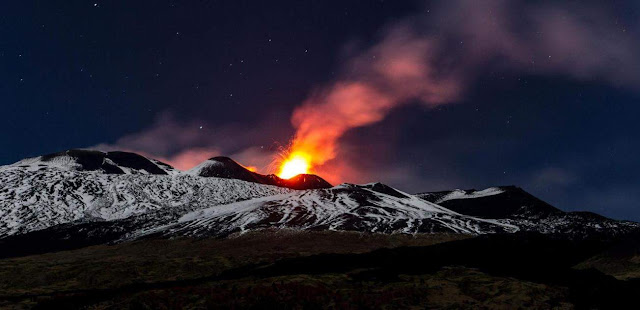 Mount Etna's Slide Into the Sea Could Trigger a Catastrophic Collapse