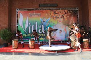 El Circo Italiano traslada a Herriko Plaza las atracciones de su espectáculo Vida