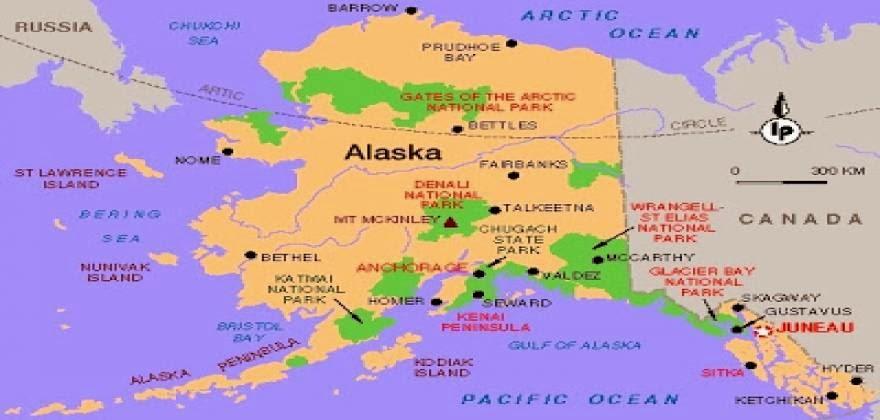 Η πιο παράξενη συμφωνία της ιστορίας – Οι Ρώσοι πουλάνε την Αλάσκα στην Αμερική για 7,2 εκατομμύρια δολάρια