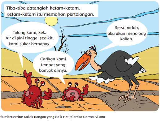 Ciri-ciri Karya Gambar Cerita (Halaman 107)