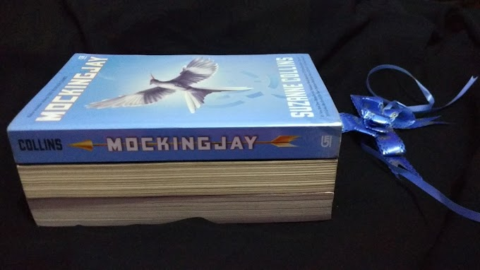 [Book Review] Mockingjay by Suzanne Collins