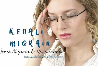 Migrain dan cara rawatannya