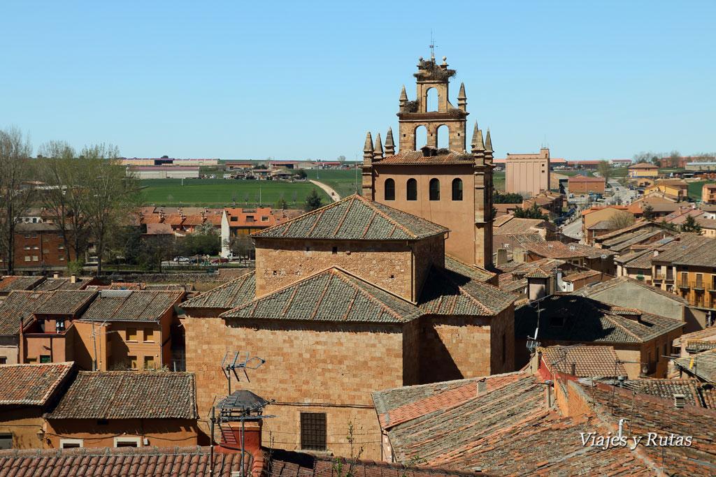 Iglesia de Santa María la Mayor, Ayllón, Segovia