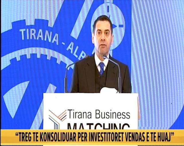 Ahmetaj speaking