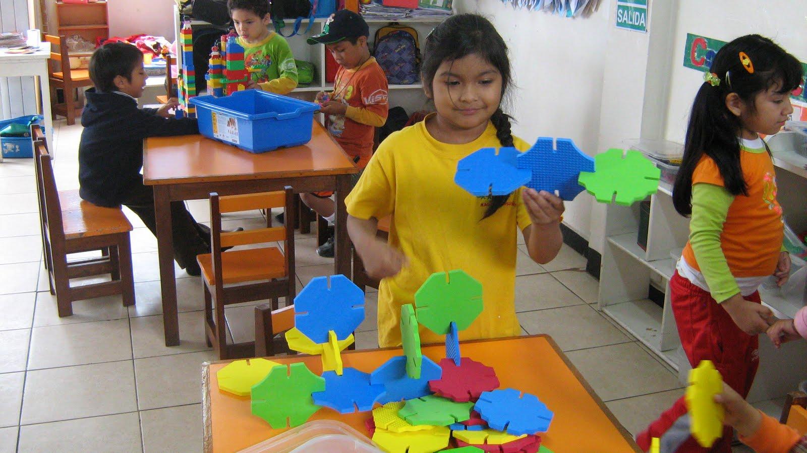 Maestra Sin Fronteras El Juego Libre En Sectores