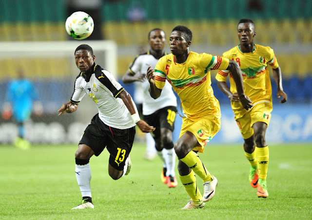 Ghana vs Mali - U17 Africa Cup of Nations Final LIVE, Gabon 2017