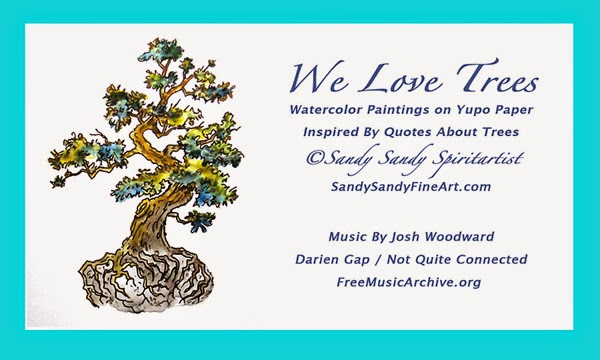 We Love Trees Slideshow