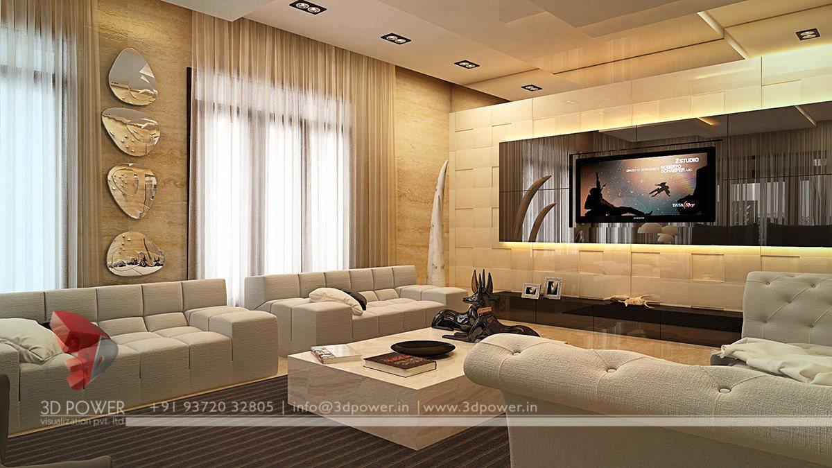contemporary home plans - Small Room Interiors