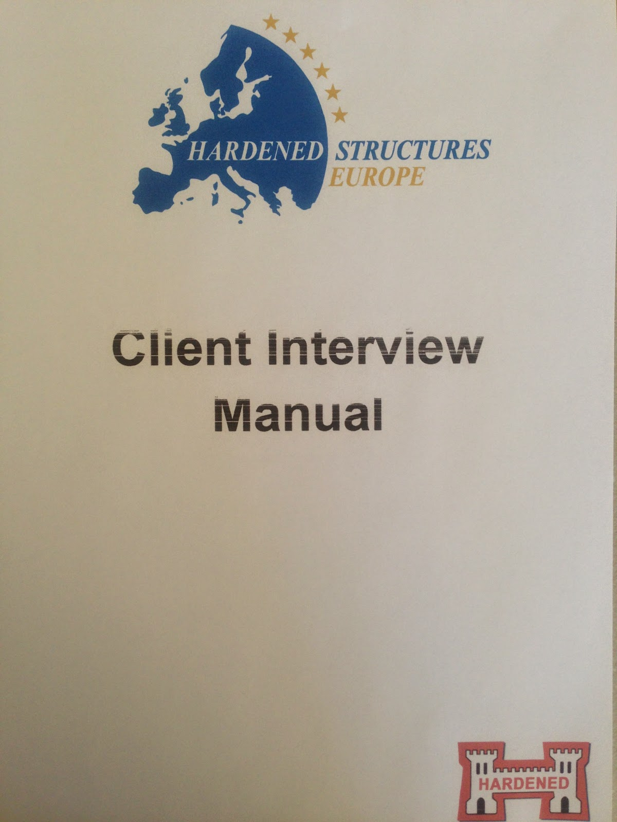 Construction Program Management & Client Interview Manuals Image