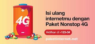 Cara Daftar Paket Internet 3 Tri