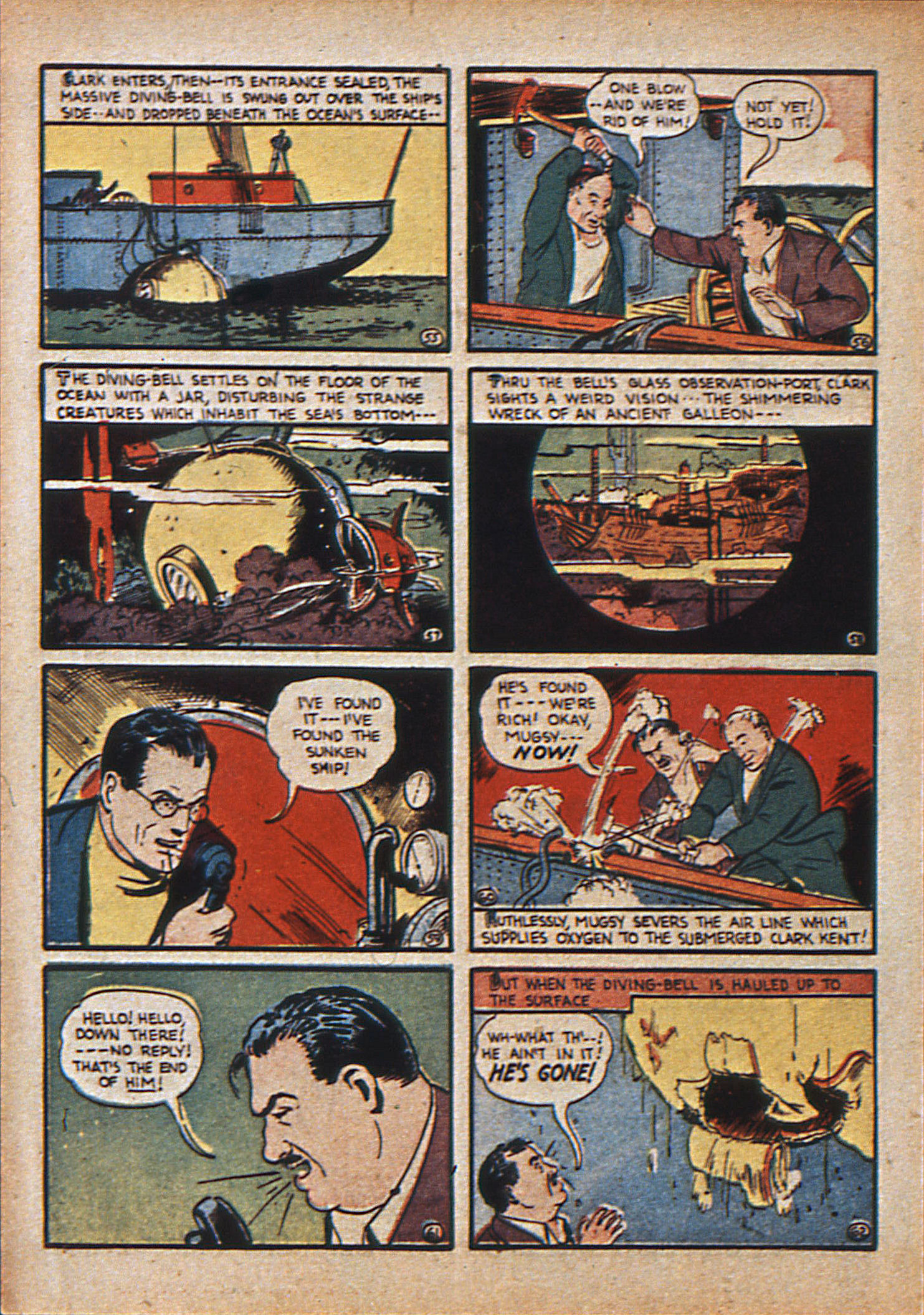 Read online Action Comics (1938) comic -  Issue #15 - 11