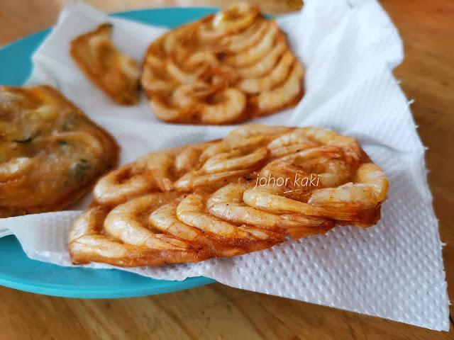 Best Prawn Crackers (Cucur Udang) in JB Series 2. Home Based in Johor Jaya 住家手工式 炸虾饼