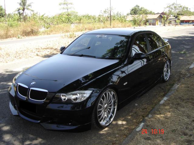 Kumpulan Foto Modifikasi Mobil BMW 320I Terbaru  Modif